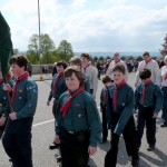 St George's day parade.