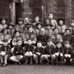 Scout Group - 1956.