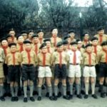 Scout Group - Early 1960s.
